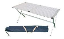 Tavolo in Alluminio Angoli tondi 70x110 Beaver attrezzatura campeggio. accessori