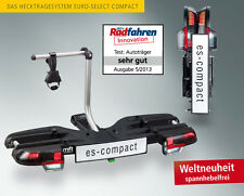 MFT 4200 euro-select compact 2 Fahrräder Kupplungsträger Fahrradträger E-Bike