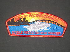 Desert Pacific Council Eagle Recognition Dinner sa24 red border CSP