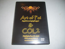 Art of Poi DVD A Guide to Swinging Long Poi & COL2 Hard to Find