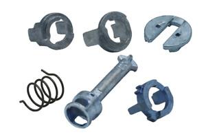 For BMW E46 Front Door Lock Barrel Repair Kit Tool Set Left or Right 1998-2007