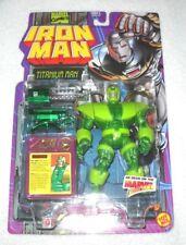 Marvel Iron Man - Titanium Man - MOC 100% complete (TOY BIZ)