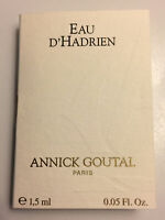 Annick Goutal EAU D'HADRIEN 0.05 oz 1.5 ml EDT Spray Mini/Travel Sample Vial