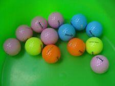 Intech Titanium Optimum Distance Golf Balls, 13 pieces, brand new.