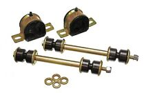 Energy Suspension Sway Bar Bushing Set Black Front for Chevrolet, GMC # 3.5214G