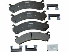 For 2000-2013 GMC Yukon XL 2500 Brake Pad Set Front Bendix 76462NG 2001 2002