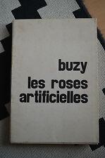 Buzy Les Roses Artificielles 10 Linographies Benoît Neumuller Vodaine Metz 1971