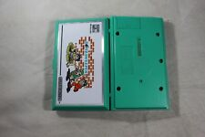 Bombsweeper Nintendo Game & Watch Multi Screen Portable System GREAT Shape