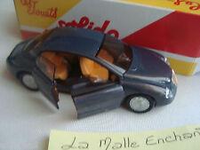 miniature Lancia dialogos   1/43  1998 solido avec sa boite 1  léger défaut