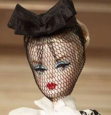 Walking Suit Barbie Doll Tissued Box Silkstone Robert Best MIMB