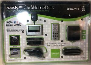 Delphi Roady XT SA10188-11P1 XM Satellite Radio Vehicle Car & Home Kit NEW