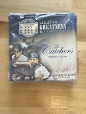 NEW YORK YANKEES LEGACY OF GREATNESS 10 VOLUME DVD COLLECTION 1923-2008