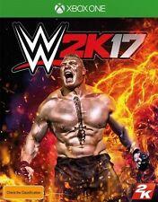 WWE 2k17 Xbox One Xb1 Australian Stock T2i