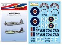 Vingtor 1/32 de Havilland Mosquito Mk.VI - 333 (N) Sqn. RAF Spring 1945 # 32125