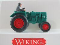 Wiking 87701 Fahr Schlepper (1954-1958) in türkis 1:87/H0 NEU/OVP