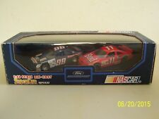 NOS 1992 Ford Thunderbird Nascar Ford Motorsport Elliot Ridly Twin Pack 1:43