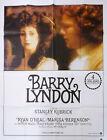 Affiche 40x60cm BARRY LYNDON 1975 Stanley Kubrick - Ryan O'neal, Marisa Berens