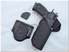 CZ 75/85 CZ 75 SP-01 Sport Shooting IPSC Czech Holster - System Lock Sport - CZ
