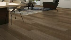 American Ken Oak Wood Effect Procelian Tiles Sample 100x150mm