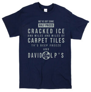 Only Fools and Horses Inspired T-shirt - Theme Tune Lyrics - Retro Comedy TV