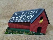 1994 Shelia'S Rock City Barns ~ Rock City, Ga