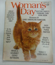Woman's Day Magazine Early American Furniture August 1967 071615R2