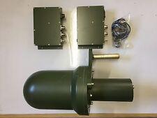 ANTENNA CEA TA-29, 3GHz MODELLING POLAR TEST- FIELD STRENGTH RECEIVE HF-UHF