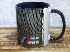 Kaffeetasse Pot BMW M Power  Logo Kaffee Tasse Becher Coffeecup