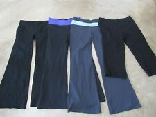 Lot, 4 womens size L,large yoga pants, Gap Fit, Samsara
