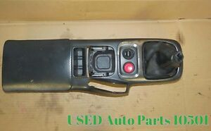 HONDA S2000 AP1 OEM FORWARD ARM REST SHIFTER TRIM TOP SWITCHES INTERIOR BEZEL