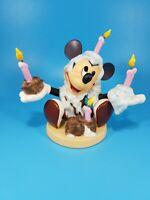 "WDCC Mickey Mouse - Mickey's Birthday Party ""Happy Birthday"" Disneyana Figurine"