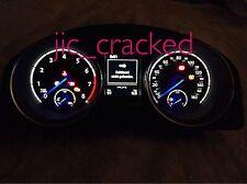 VW Golf MK5 R32 GTI ED30 GT 3D Colour Tacho/Speedometer 0 Miles Uncoded/Uncodier