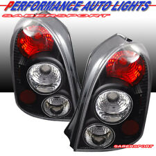 Set of Pair Black Altezza Style Taillights for 2002-2003 Mazda Protege5 5dr