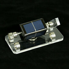 "2017 NEW lemo 5.8"" Mendocino Motor Solar Levitating educational model KM29"