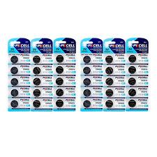 10pcs/2pk (CR2016 + CR2025 + CR2032) 3V Lithium Battery Button Watch Cell