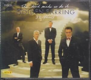 "GOLDEN EARRING ""The Devil Made Us Do It - 35 Years"" 2CD Best Of"