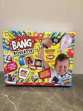 Bang Roulette Game - Russian Roulette Balloon Party Game Boys Girls Gift New