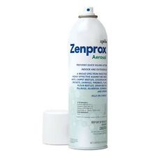 Zenprox Aerosol Spray Quick Killing of Bed Bugs Roaches Ants Spiders Silverfish