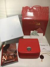 Scatola watch Box omega Speedmaster tachymeter certificati scheda certificated