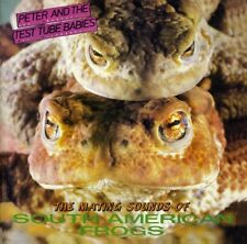 Peter & the Test Tub - Mating Sounds of South American Frogs [New CD] UK