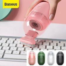 Baseus 1000Pa Mini Desktop Handheld Vacuum Cleaner Wireless Portable Sweeper Kit