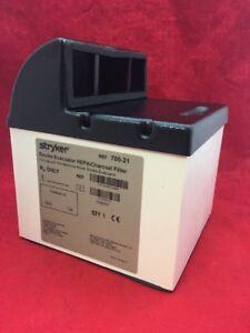 NEW STRYKER Smoke Evacuator HEPA/Charcoal Filter 700-21