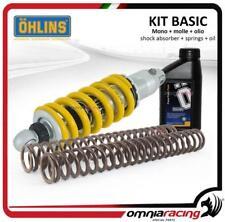 Ohlins kit mono amortisseur +ressorts+ fork oil Triumph Street Triple 675