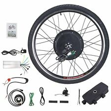 26'' Kit de Conversión de Bicicleta Eléctrica Kit de Conversión de Bicicleta