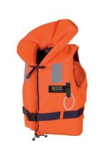 Besto Childs/Kids Orange Foam Lifejacket 20-30kg. Sailing, Boating etc