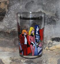 Verre à moutarde Amora de collection Albator 1979 Antenne 2 vintage