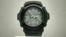 Casio Men's AWG-M100F-1C Tough Solar G-Shock Black USED