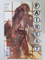 FAIREST #9 (2013) VERTIGO DC COMICS FABLES! 1ST PRINT ADAM HUGHES COVER ART!