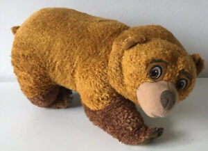 Hasbro Walt Disney Movie Kenai Brother Bear Plush Stuffed Toy 20CM (2003)