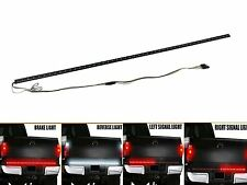 "60"" LED Pickup Truck Tailgate Reverse Brake Signal Tail light Bar Multi Function"